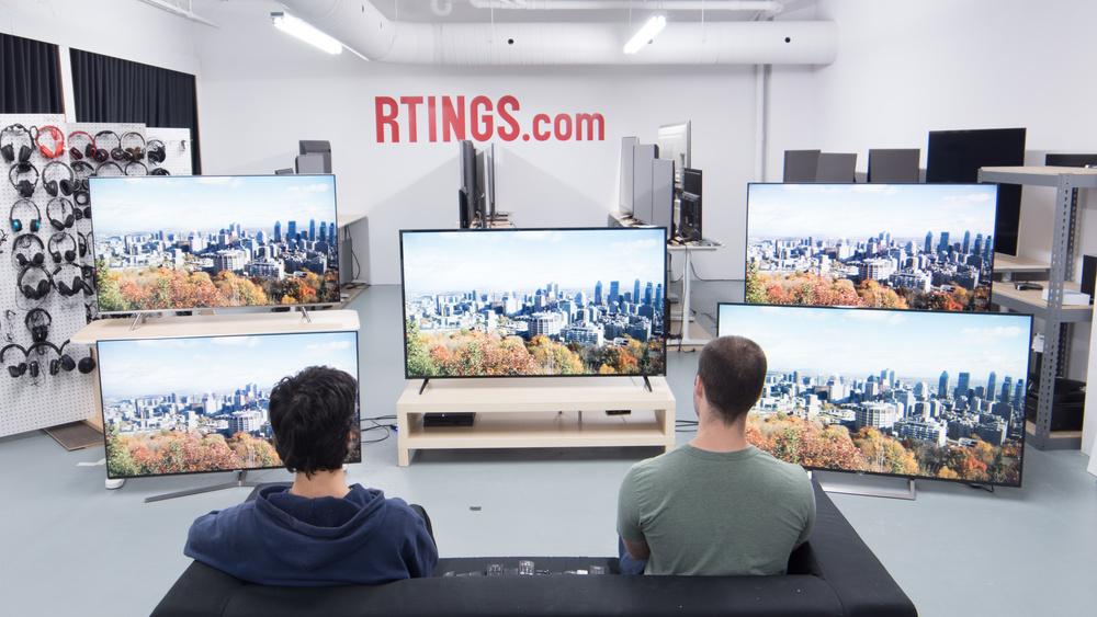 Best TVs Under $1,500