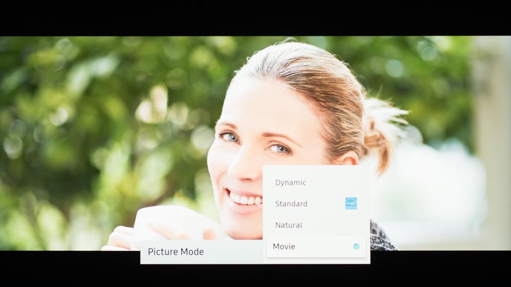 Samsung NU7100 Calibration Settings 6