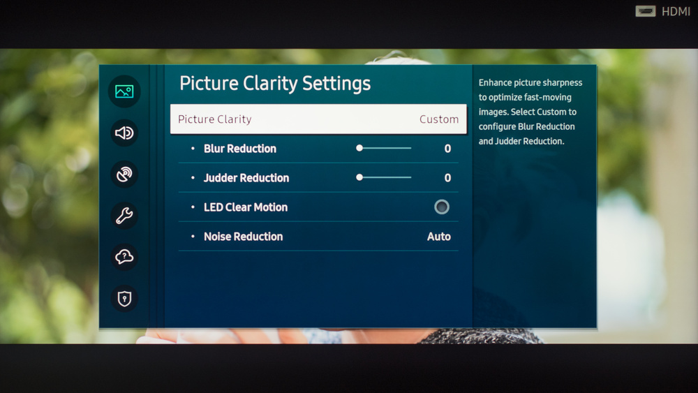 Samsung Q800T QLED Calibration Settings 15