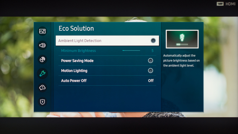 Samsung Q800T QLED Calibration Settings 88