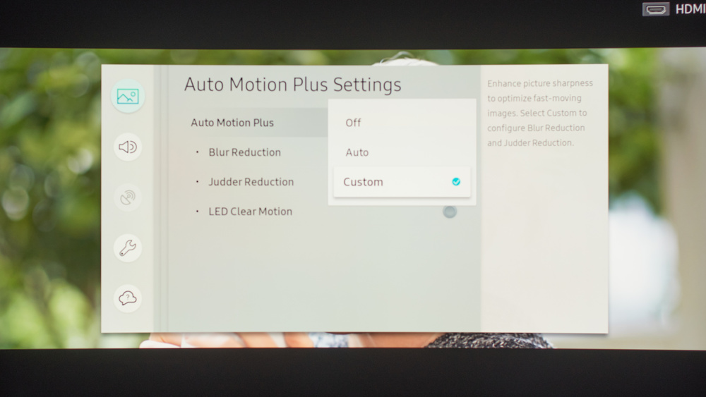 Samsung Q8C Calibration Settings 10