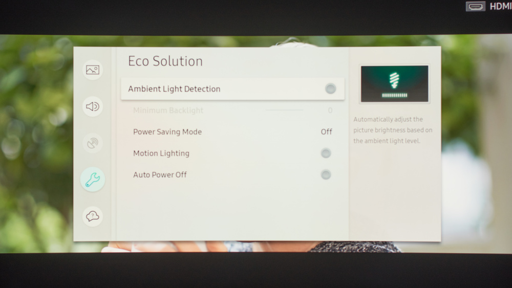 Samsung Q8C/Q8 QLED 2017 Calibration Settings 63