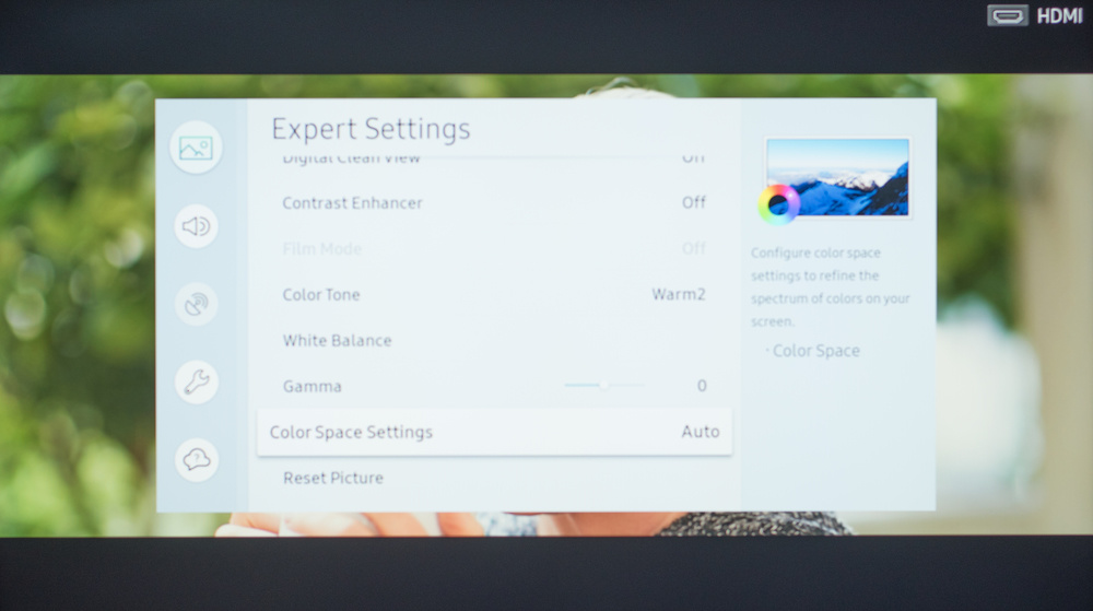 Samsung N5300 Calibration Settings 7