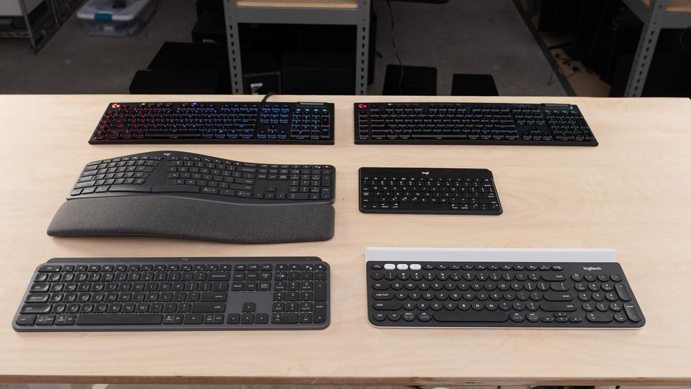 Best Logitech Keyboards