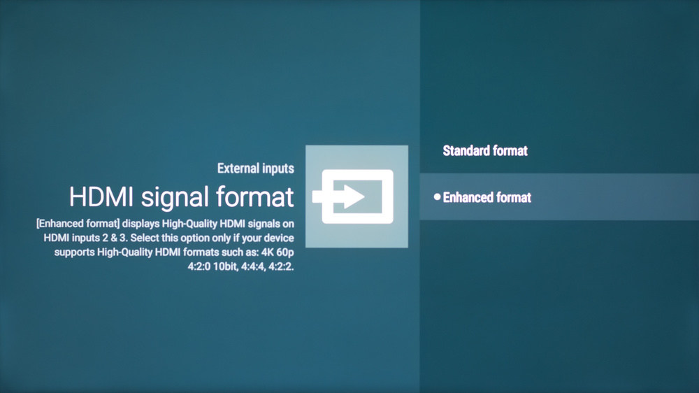 Sony X900E Calibration Settings 6