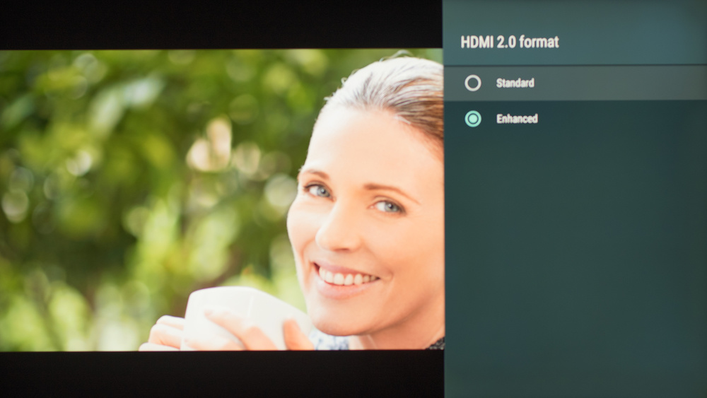 Hisense H9F Calibration Settings 51