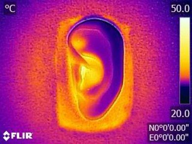 Sennheiser HD 518 Breathability Before Picture