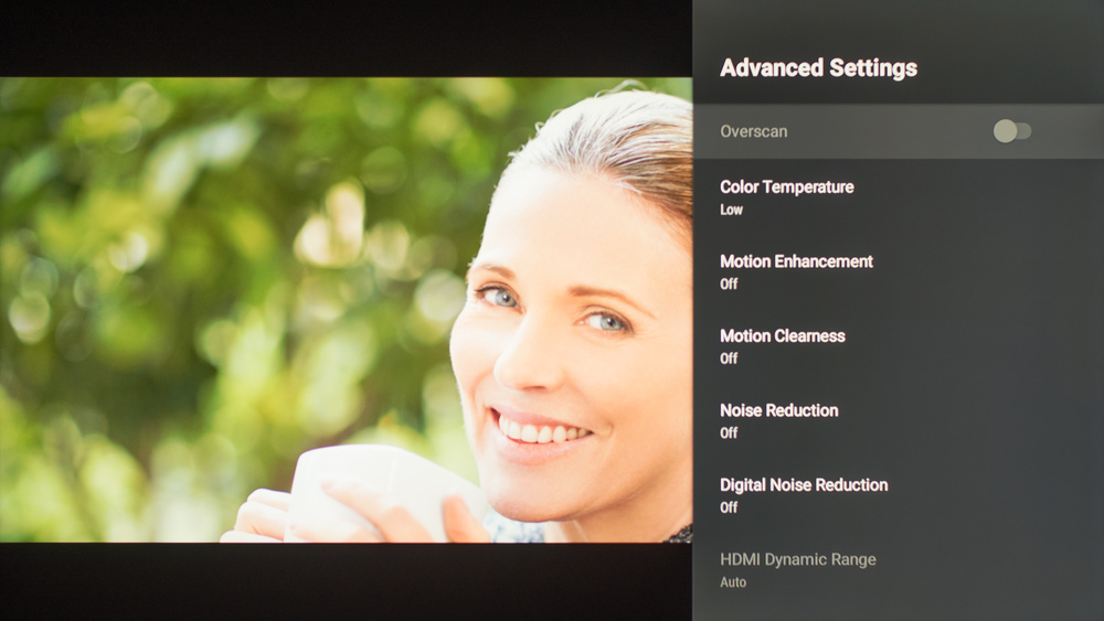 Hisense H9G Calibration Settings 15