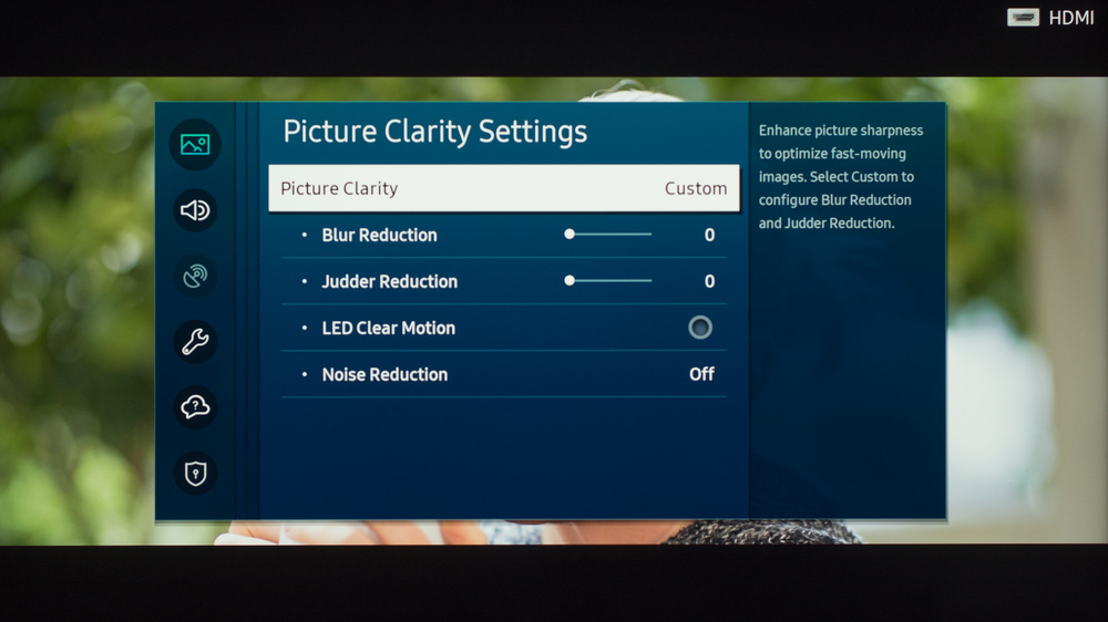 Samsung The Frame 2020 Calibration Settings 17