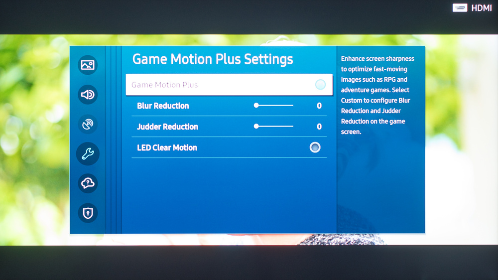 Samsung The Frame 2020 Calibration Settings 72