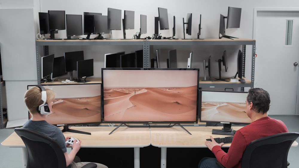 Best Monitor Sizes For Gaming