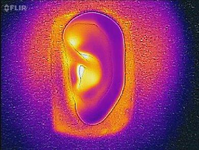 Audio-Technica ATH-AD700X Breathability Before Picture