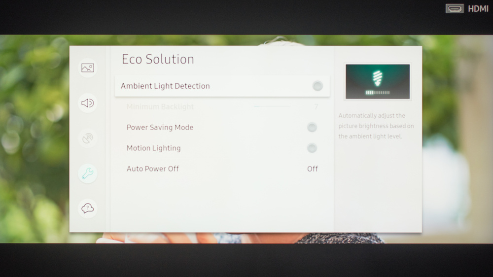 Samsung Q70/Q70R QLED Calibration Settings 59