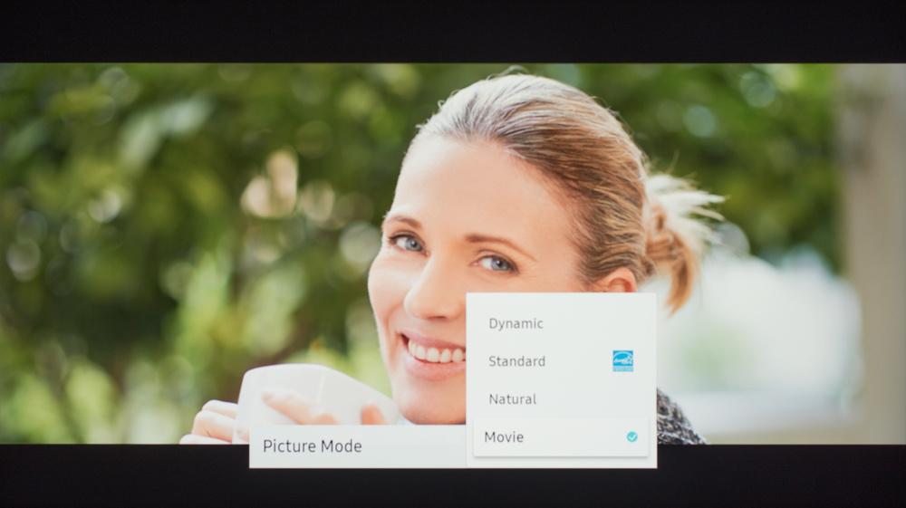 Samsung NU6900 Calibration Settings 6