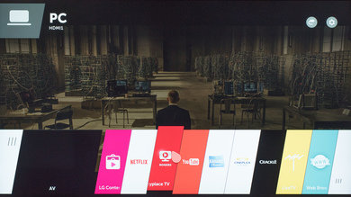 LG Smart TV WebOS Home
