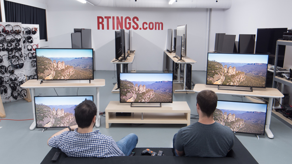 Best Tvs 40 Inch 2019 The 6 Best 40 42 43 Inch TVs   Summer 2019: Reviews   RTINGS.com