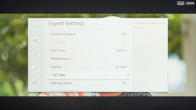 Samsung Q60/Q60R QLED Calibration Settings 45