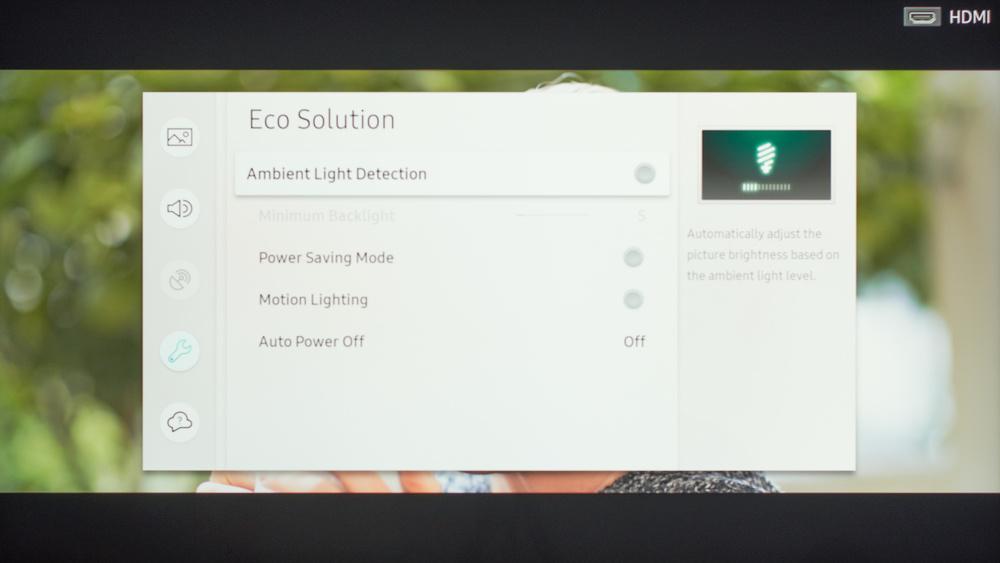 Samsung Q60/Q60R QLED Calibration Settings 99