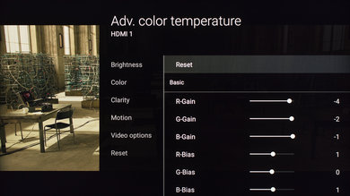 Sony X800D Calibration Settings 7