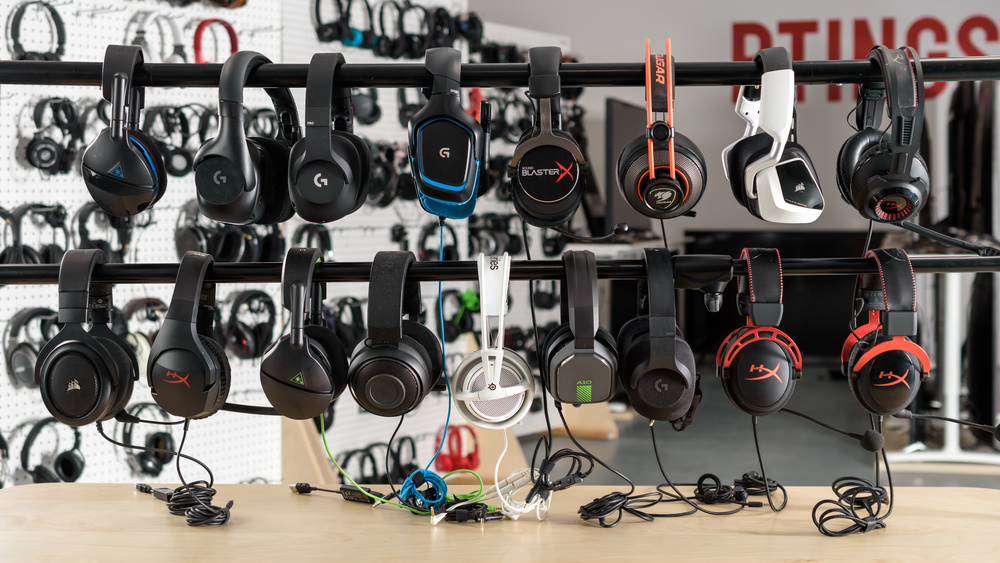 The 6 Best Gaming Headsets Under 100 Summer 2020 Reviews Rtings Com