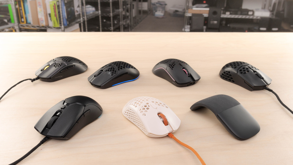 Lightest Mouse