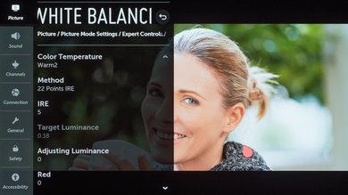 LG E9 OLED Calibration Settings 14