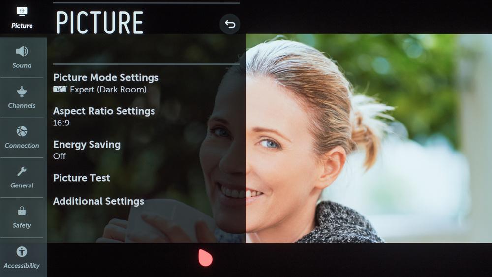 LG E9 OLED Calibration Settings 2