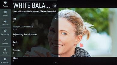 LG E9 OLED Calibration Settings 20