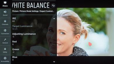 LG E9 OLED Calibration Settings 26