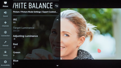 LG E9 OLED Calibration Settings 32