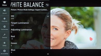 LG E9 OLED Calibration Settings 34