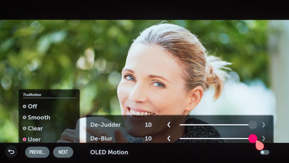 LG E9 OLED Calibration Settings 44