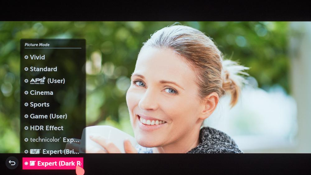 LG E9 OLED Calibration Settings 8