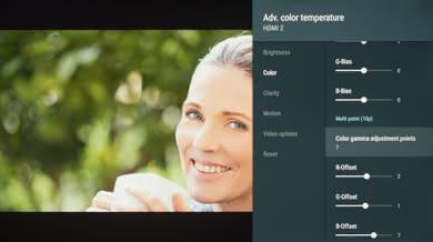 Sony X830F Calibration Settings 14