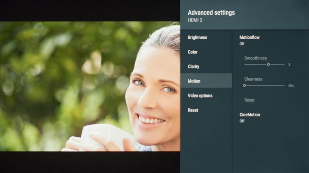 Sony X830F Calibration Settings 5