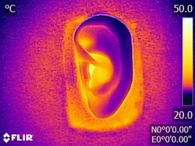V-MODA Crossfade II Wireless Breathability Before Picture