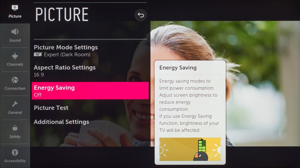 LG SM9970 8k Calibration Settings 77