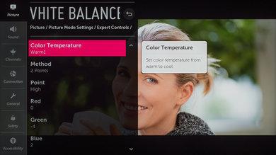 LG SM9970 8k Calibration Settings 8