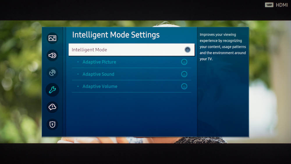 Samsung The Terrace Calibration Settings 67