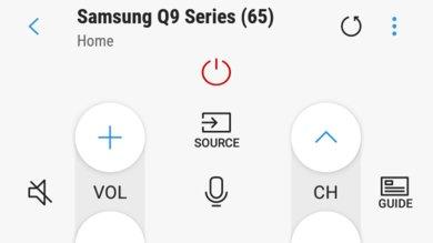 Samsung Remote App