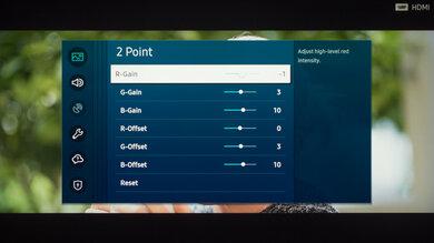 Samsung Q90T QLED Calibration Settings 22