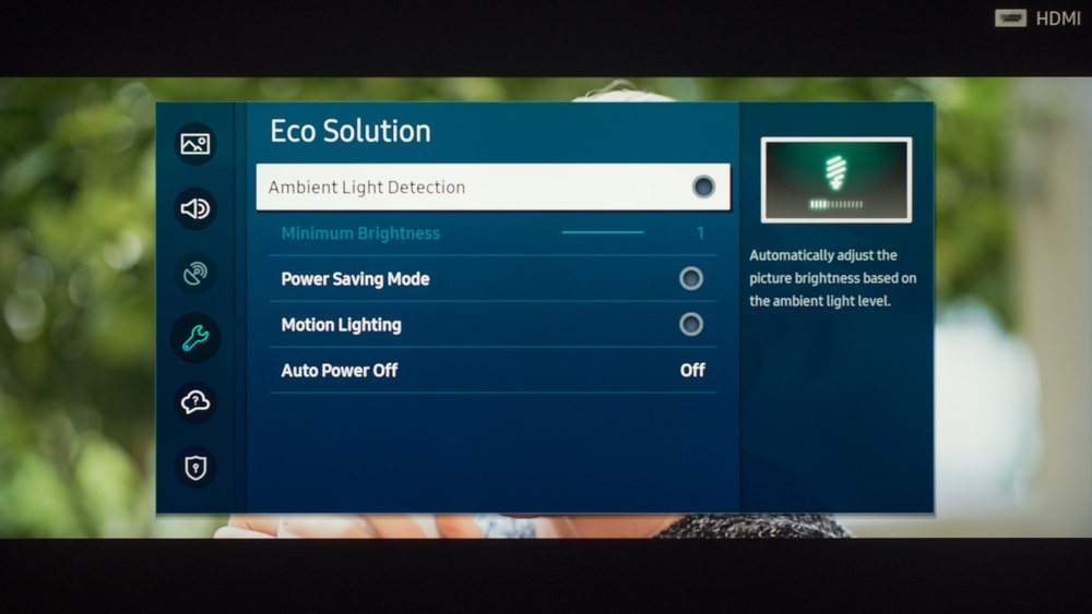 Samsung Q90/Q90T QLED Calibration Settings 52