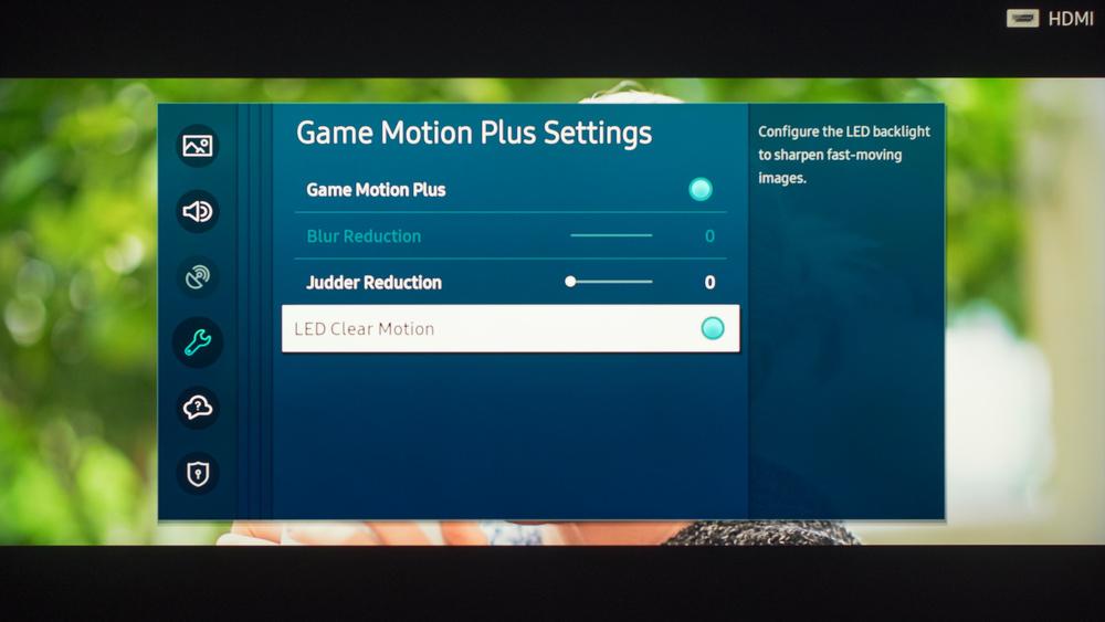 Samsung Q90T QLED Calibration Settings 58
