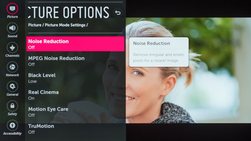 LG B8 OLED Calibration Settings 43