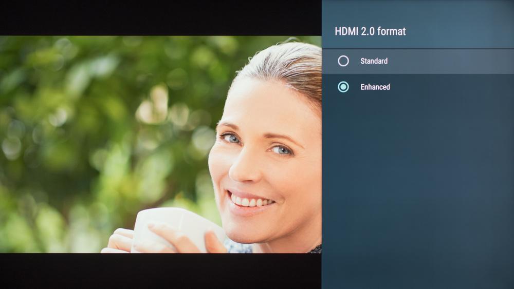 Hisense H8F Calibration Settings 4