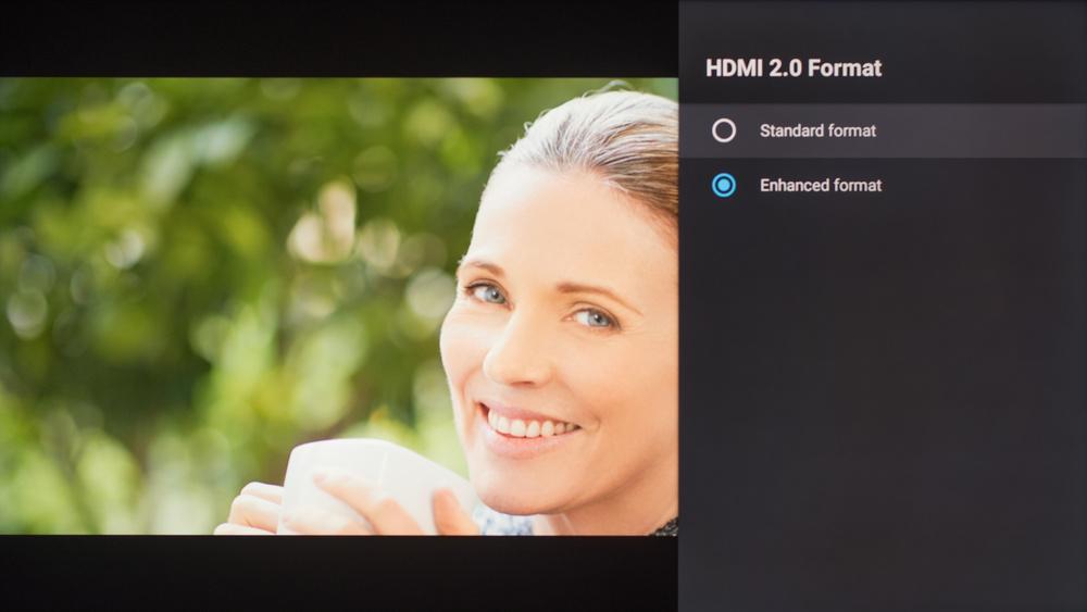Hisense H8G Calibration Settings 7