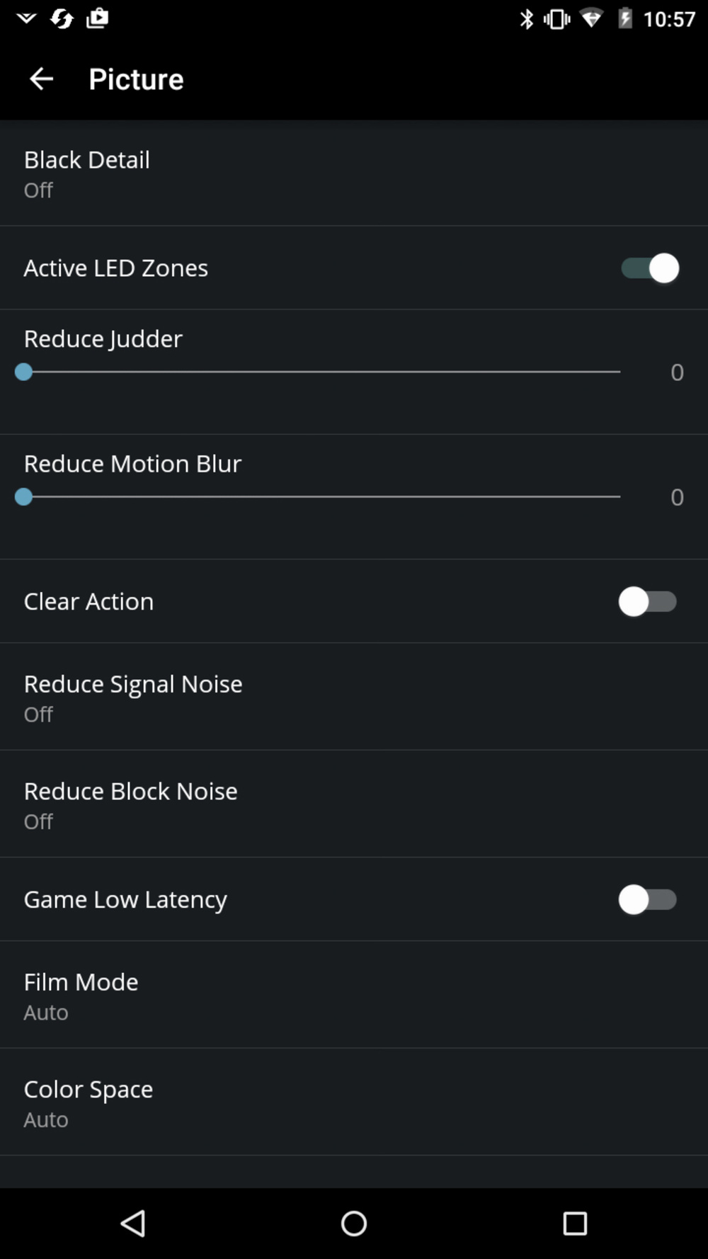 Vizio M Series 2016 Calibration Settings 12