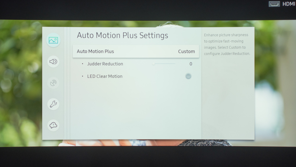 Samsung MU7600 Calibration Settings 13