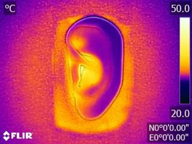 Sennheiser Momentum In-Ear Breathability Before Picture