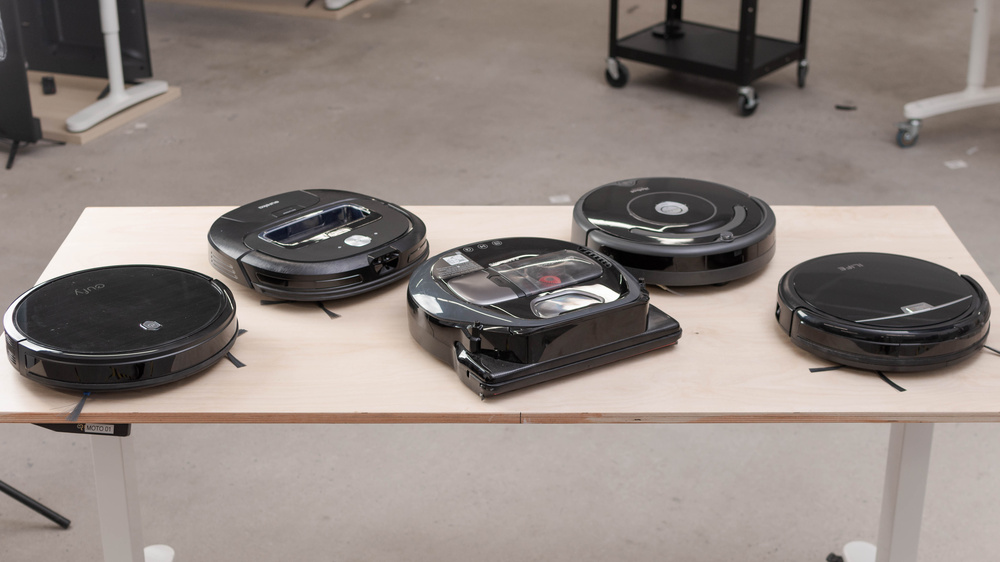 Best Budget Robot Vacuum Cleaners